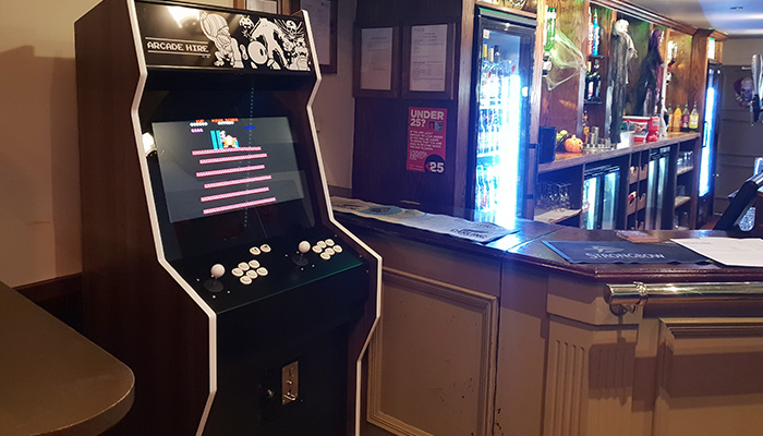 Long Term Arcade Hire